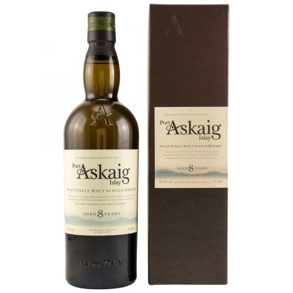 Islay Single Malt Whisky 8 Jahre Port Askaig