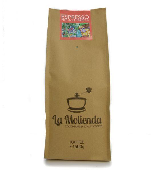 Finca La Isabela 500g, Espresso