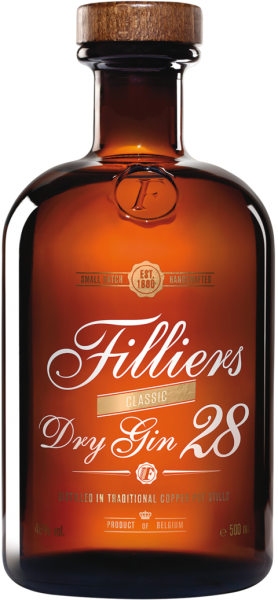 Filliers Classic Dry Gin 28