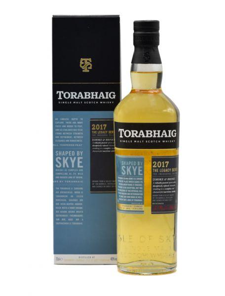 Torabhaig Inaugural Release
