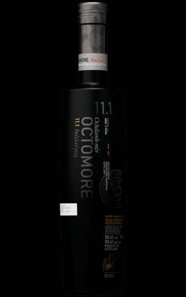 Octomore 11.1 Islay Single Malt Scotch Whisky